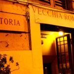 Buena pasta en Vecchia Roma