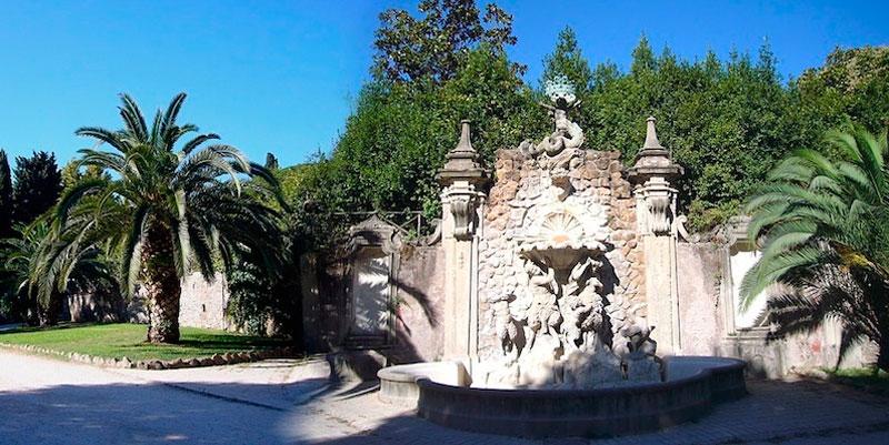 Villa Sciarra Roma