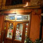 Pizzeria da Baffetto en plaza navona