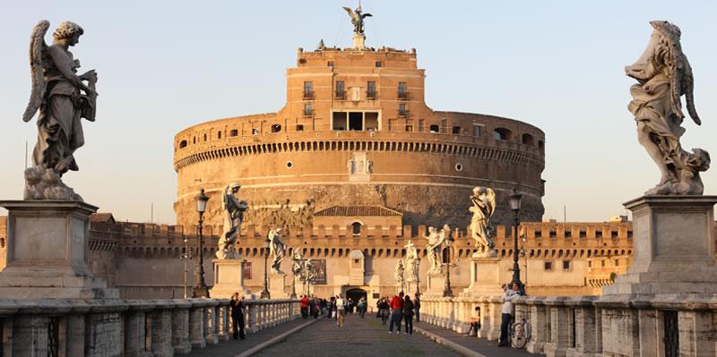 Castillo De Sant Angelo